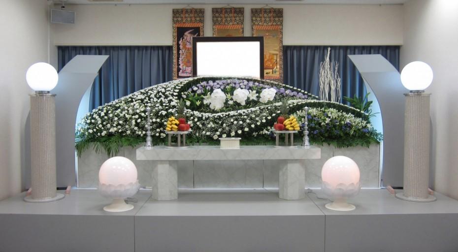 一般葬プラン 120万円(税別)
