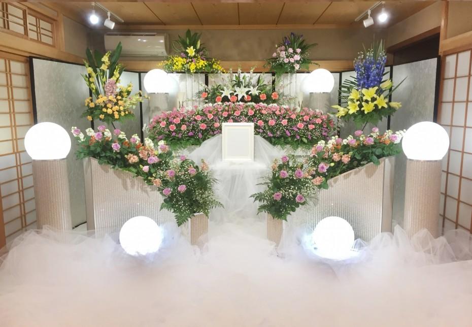 家族葬プラン 60万円~(税別)