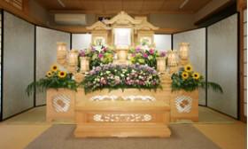 家族葬プラン 45万円~(税別)
